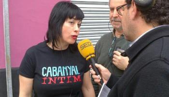 Entrevista a Isabel Caballero Festival 2013