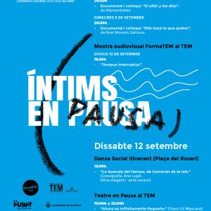 cartel-INTIMS EN PAUSA