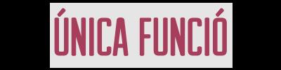 ÚNICA FUNCIÓN