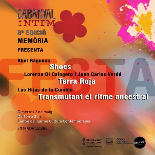 Fiesta primavera ÍNTIM 2018