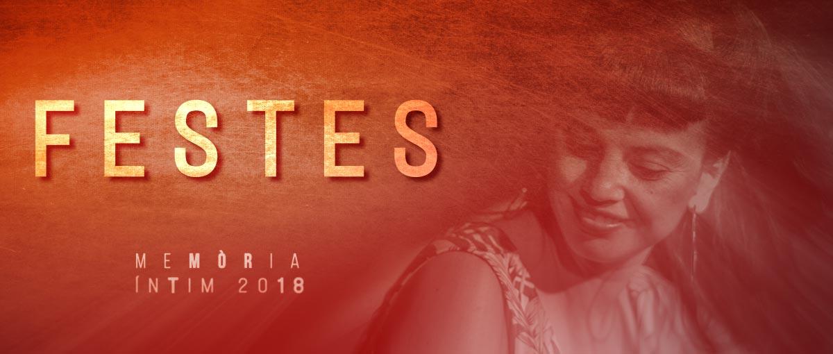 FESTES  ÍNTIM 2018