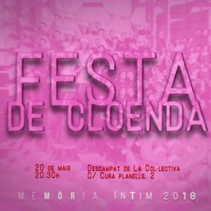 FESTA DE CLOENDA