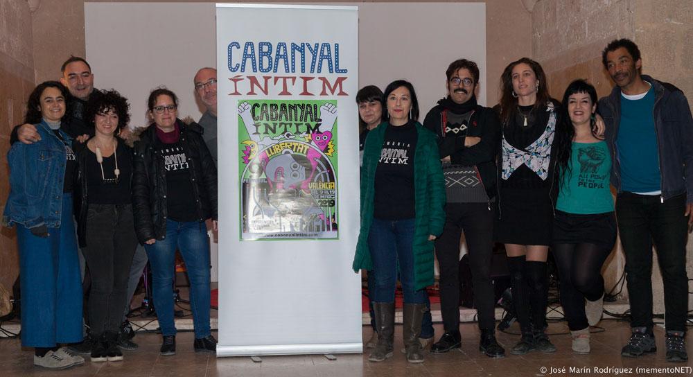 FESTIVAL CABANYAL ÍNTIM PRESENTACIÓN CARTELL 2019