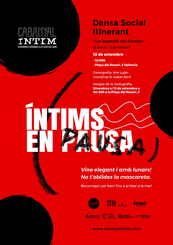 INTIMS-EN-PAUSA--cartel-I. PAUSA-danza-REDES