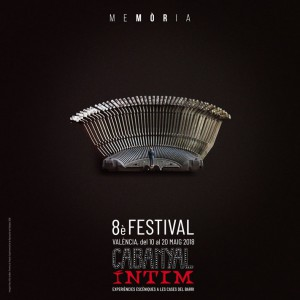 Festival Cabanyal Íntim 2018 cartel